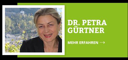 Dr. Petra Gürtner aus Salzburg